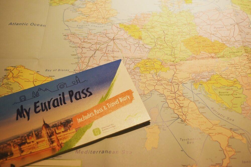 【検証結果発表】ヨーロッパ周遊するならユーレイルグローバルパスがお得!?実際の旅行ルートで検証してみた。