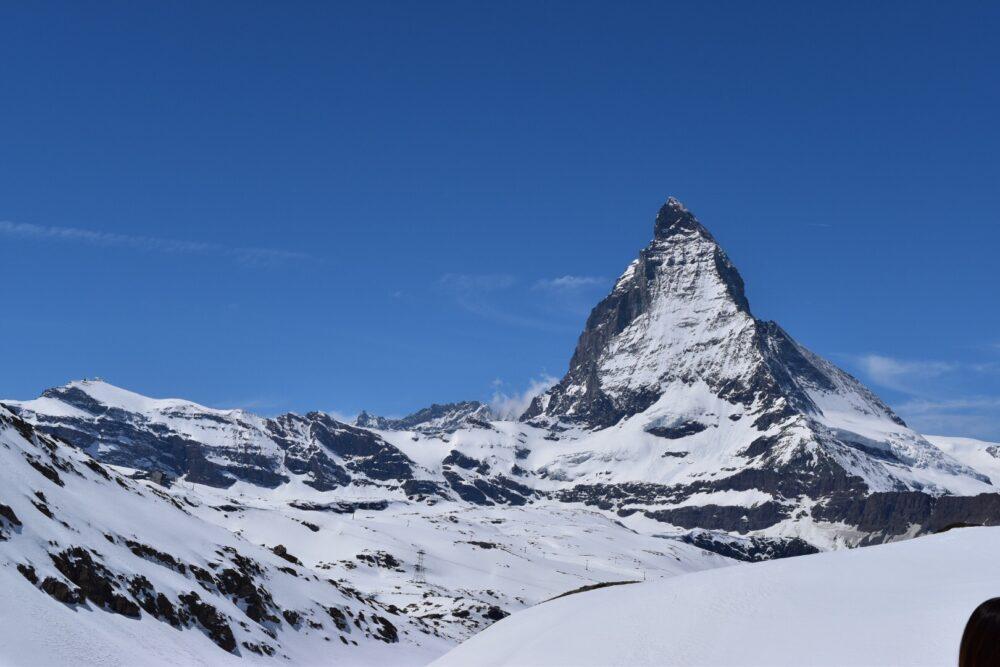 【感動】スイスツェルマットでスノーボード~海外でのスノーボード体験~