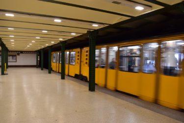 ブダペストの交通手段