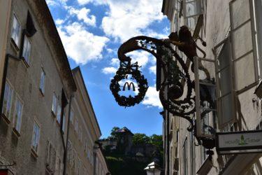 ザルツブルク旧市街