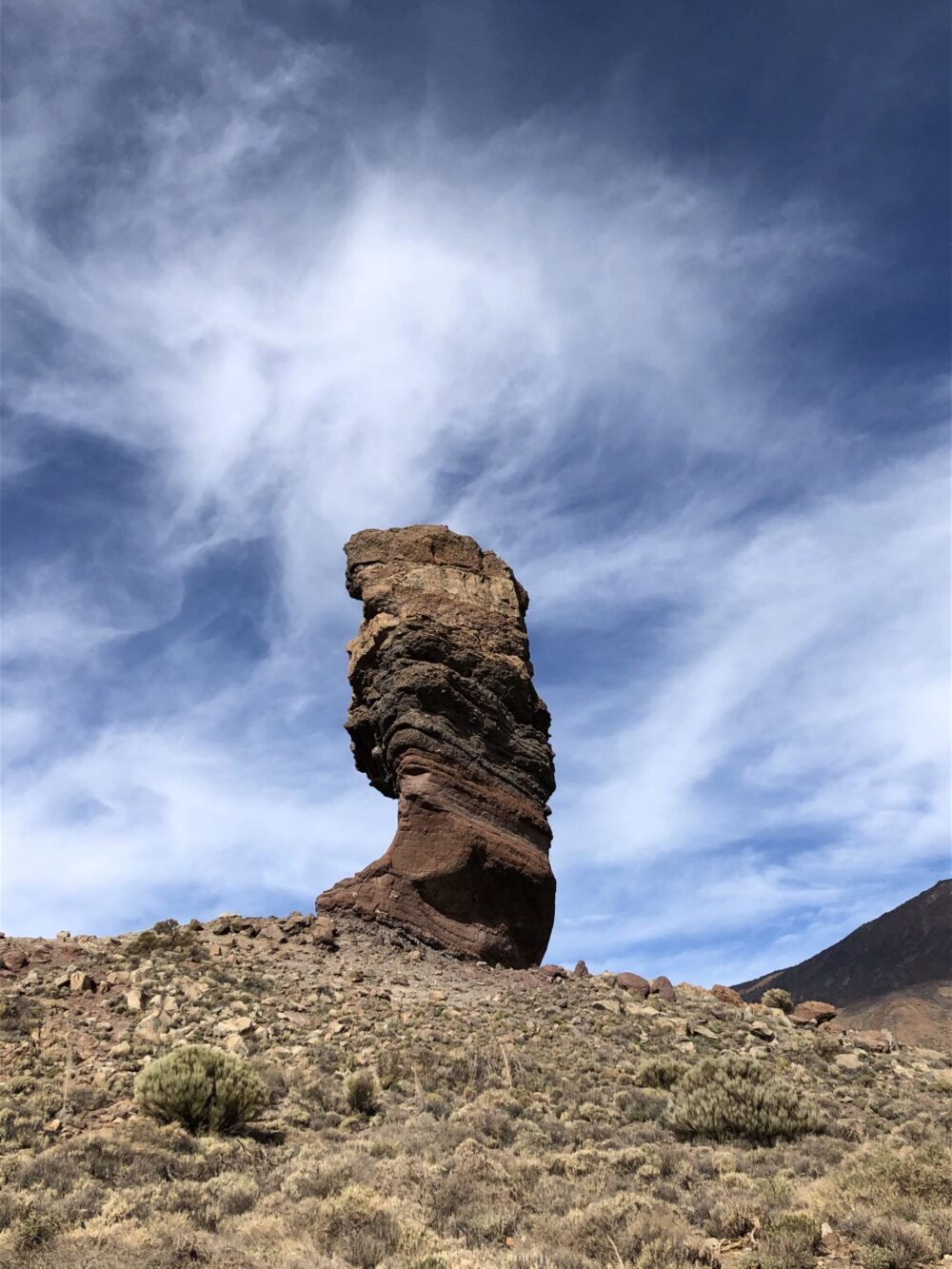 テネリフェ テイデ山
