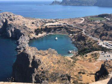 【VIRTUAL TRAVELER】39日目、ギリシャ・ロドス島