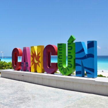 【カリブ海を満喫】メキシコカンクンのおすすめ観光スポットのご紹介