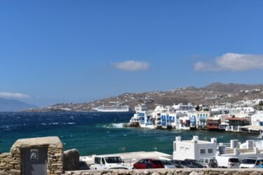 【VIRTUAL TRAVELER】40日目、ギリシャロードス島からミコノス島へ。